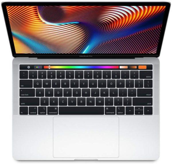 Apple-MacBook-Pro-13-Inch-Intel-Core-i5-2.3Ghz-8GB-256GB-Touch-Bar-4-Thunderbolt3-Ports-MRU92-Eng-KB-Silver